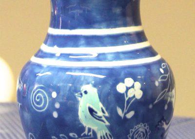 Fertige Keramik